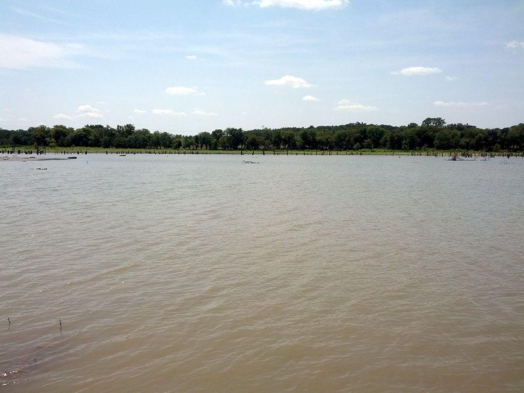 Benbrook lake 8 23 2012 cheree 39 s gardens for Benbrook lake fishing