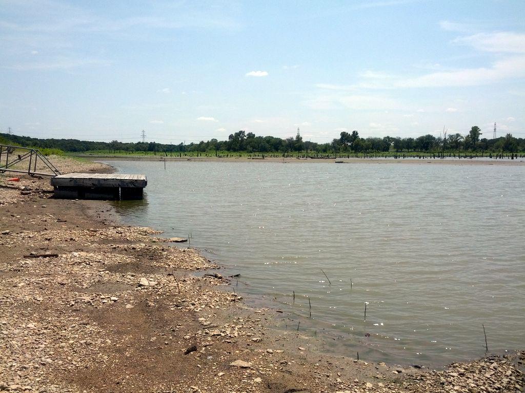 Benbrook lake cheree 39 s gardens for Benbrook lake fishing